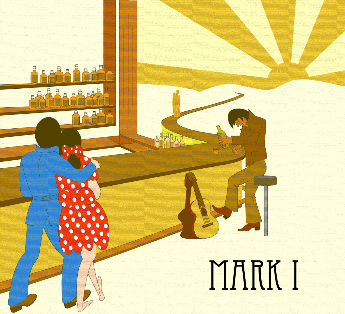 Mark I Album cover