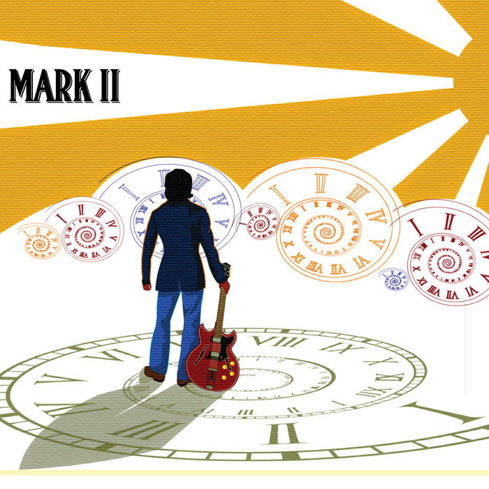 Mark II Album Cover