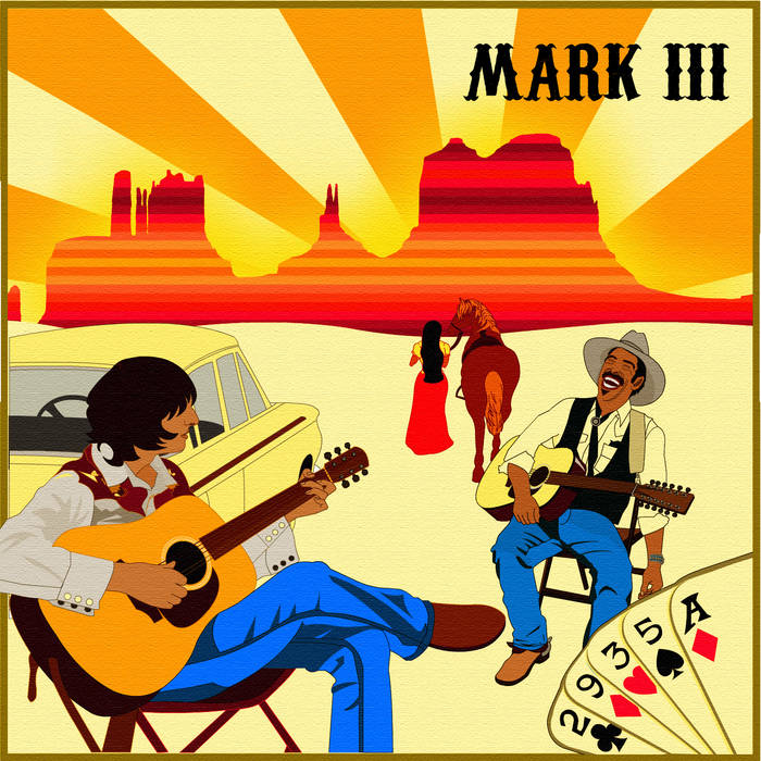Mark III Album cover