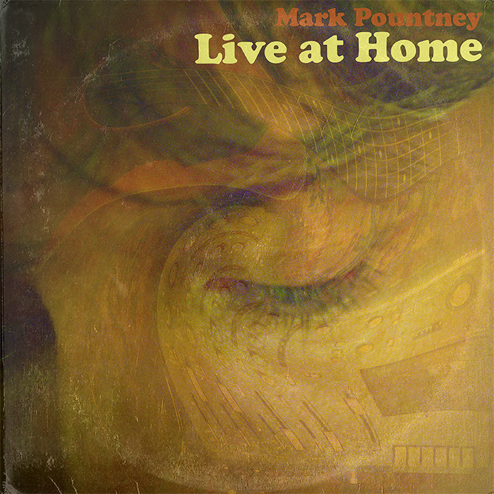 Live at Home Front cover